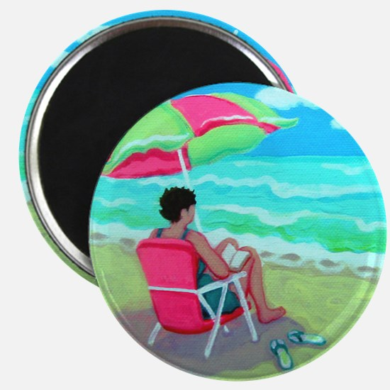 A Perfect Day Beach Jewelry Case Magnet