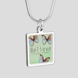 Believe Butterflies Necklaces