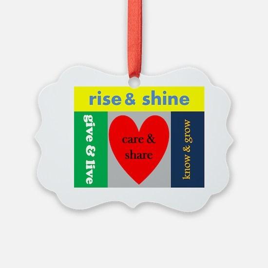 careshare Ornament