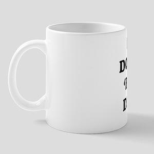 Diabeetus Mug
