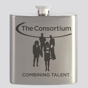 The Consortium- Combining Talent With Techno Flask