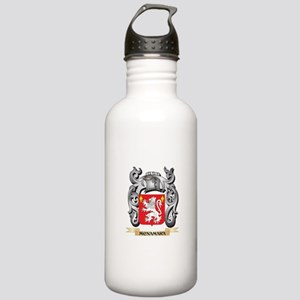 Mcnamara Coat of Arms Stainless Water Bottle 1.0L