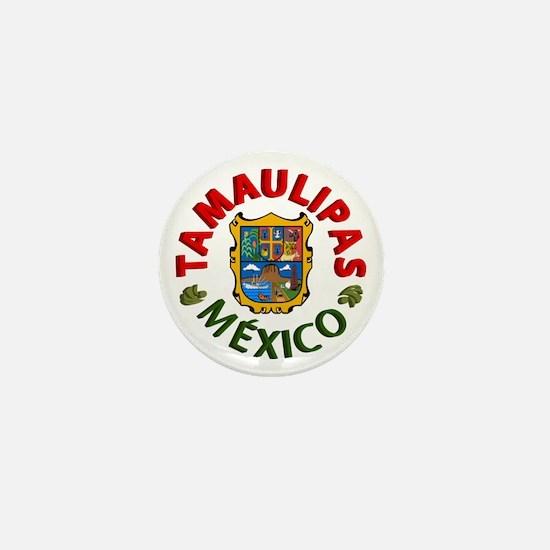 Tamaulipas Mini Button