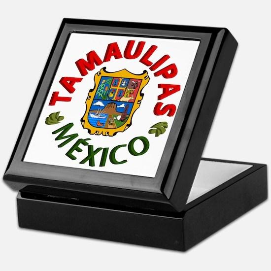 Tamaulipas Keepsake Box