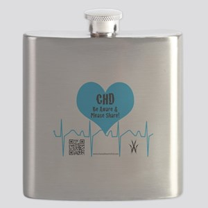 CHD Heartbeat Flask