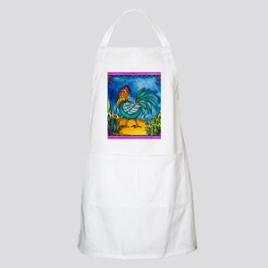 Rooster 2 Apron