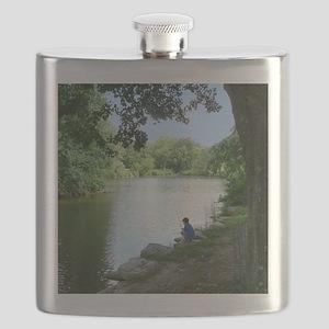 Dylan Fishing Flask