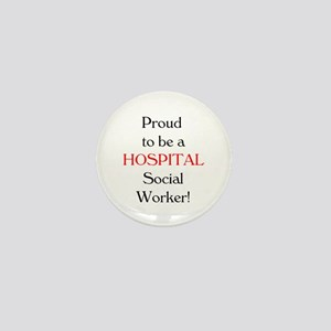 Proud Hospital SW Mini Button
