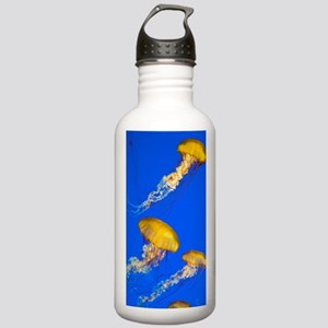 Brown jellyfish Stainless Water Bottle 1.0L