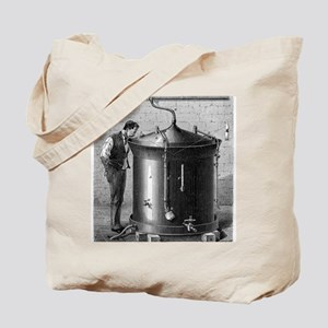 Brewery vat, 19th century Tote Bag