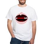 An Inconvenient Tooth White T-Shirt