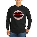 An Inconvenient Tooth Long Sleeve Dark T-Shirt