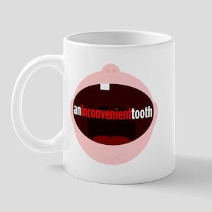 An Inconvenient Tooth Mug