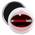 An Inconvenient Tooth Magnet