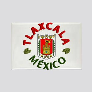 Tlaxcala Rectangle Magnet