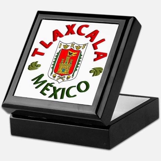Tlaxcala Keepsake Box