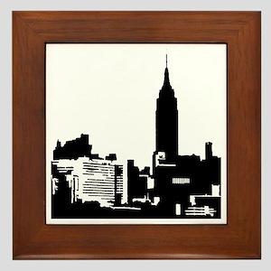 Empire Framed Tile