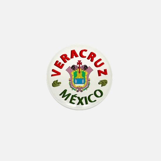 Veracruz Mini Button