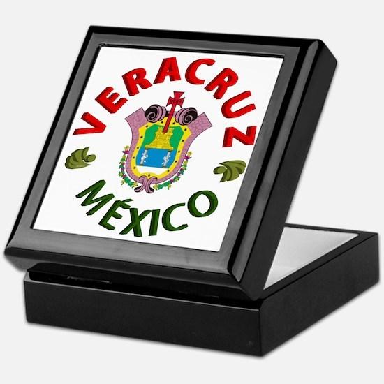 Veracruz Keepsake Box