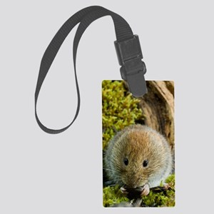 Bank vole Large Luggage Tag