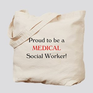 Proud Medical SW Tote Bag