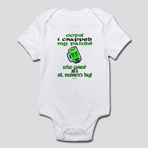 Oops! I Crapped My Pants! Infant Bodysuit