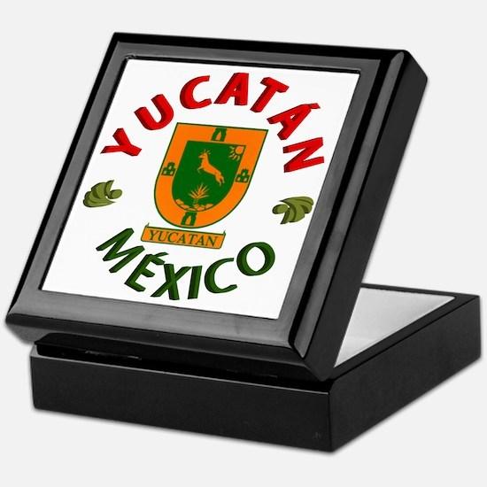 Yucatán Keepsake Box