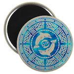 Celtic Dolphins Magnet