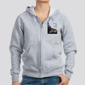 Spirit Squirrel Women's Zip Hoodie