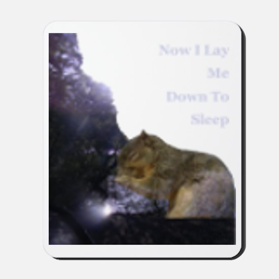 Spirit Squirrel Mousepad