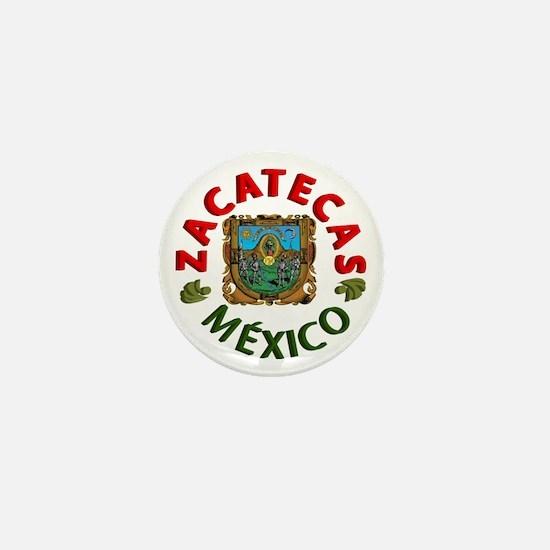 Zacatecas Mini Button