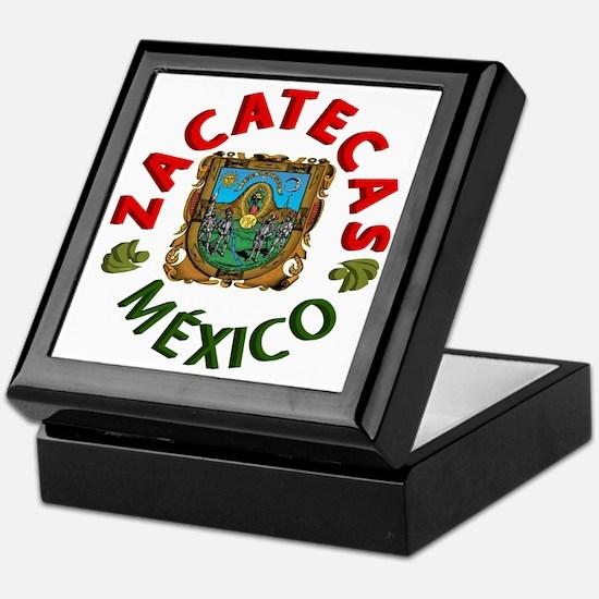 Zacatecas Keepsake Box