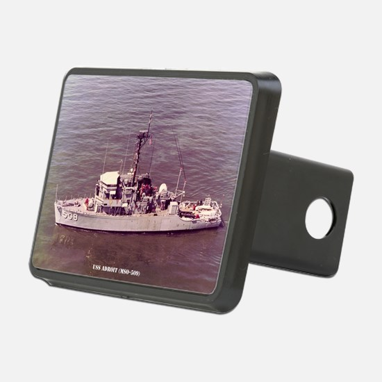 uss adroit framed panel pr Hitch Cover