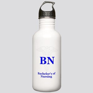 Bachelors of Nurse. Stainless Water Bottle 1.0L