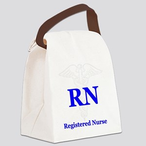 Bachelors of Nursing Canvas Lunch Bag