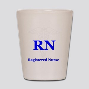 Bachelors of Nursing Shot Glass