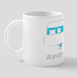 Wanderer. Not lost. Mug