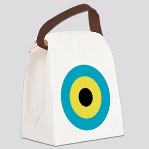 Bahamas Canvas Lunch Bag