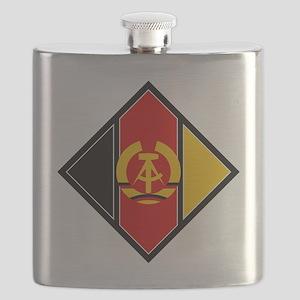 East Germany Flask