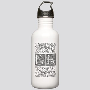 DB, initials, Stainless Water Bottle 1.0L
