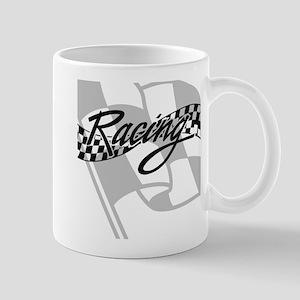 Racing Flag Mugs