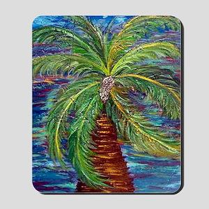 Funcky Palm Tree Mousepad
