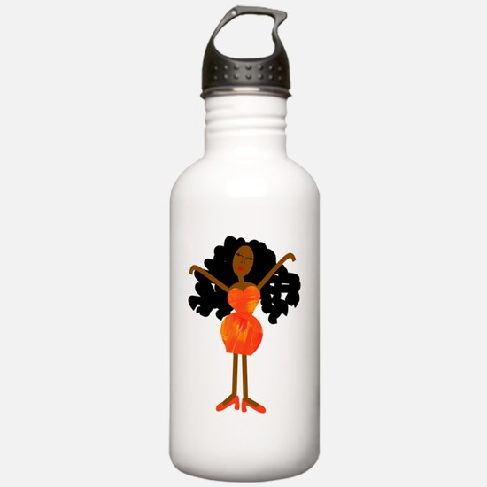 Diva Water Bottle