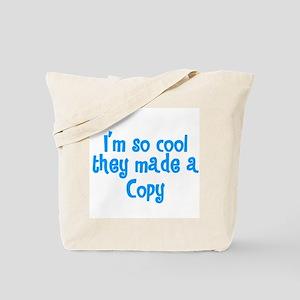 TwinBaby Copy Tote Bag