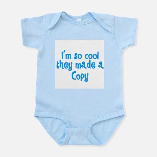 TwinBaby Copy Infant Bodysuit