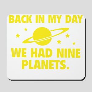 nineplanetss1E Mousepad