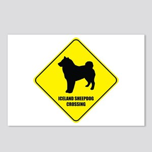 Sheepdog Crossing Postcards (Package of 8)