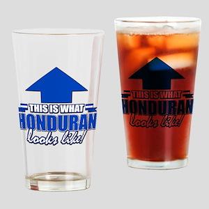 This is what Honduran looks like Drinking Glass