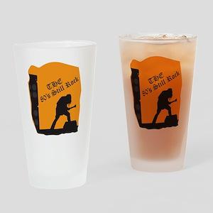 80s Still Rock Drinking Glass
