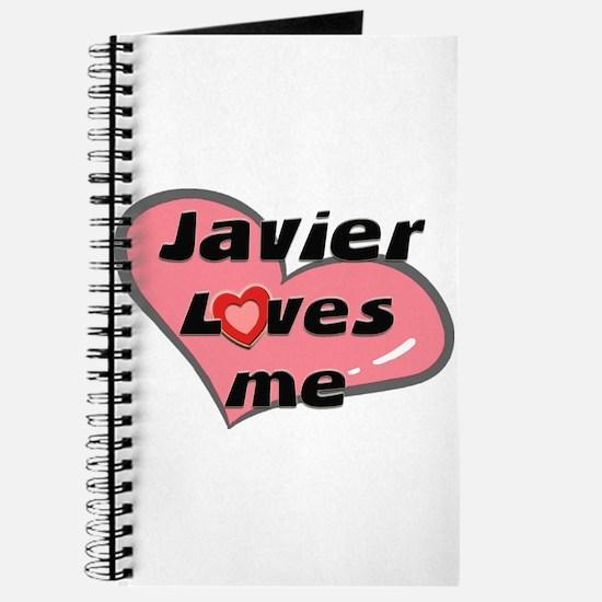 javier loves me Journal